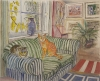 Richard Bawden, Paintings, Linocuts & Etchings