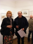 Angela Harding Private View April 2013