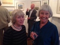 Charles Bartlett Private View May 2014