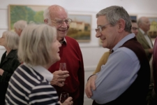 Chris Wenlock Private View September 2015