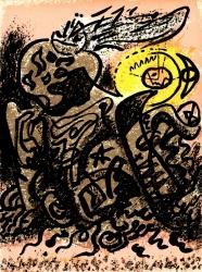 Caliban Print