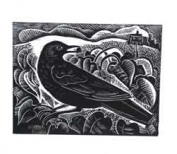 B is for Blackbird Print