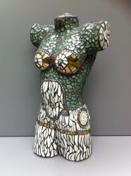 Aphrodite (front) Sculpture