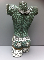 Aphrodite (Back) Sculpture by Anne Scwegmann-Fielding
