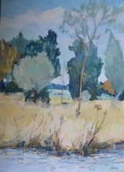 Essex Suffolk Border Painting