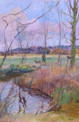 Boxted Painting