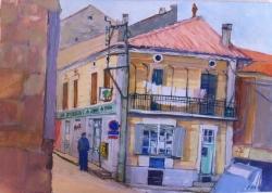 Hotel de Ville Painting