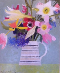 Spring Flowers Painting
