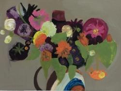 Flowers in Catherine's Jug Painting
