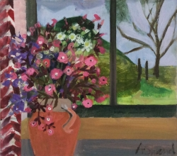 Spring Carmarthenshire Painting