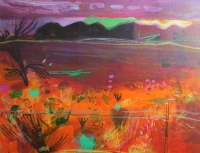 View works by Barbara Rae CBE RA