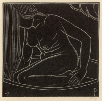 View works by Eric Gill