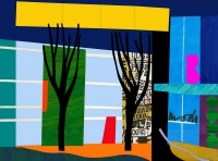 View works by Bruce McLean