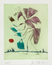 View works by Quentin Blake
