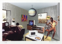 View works by Richard Hamilton