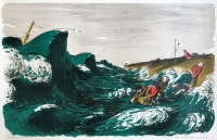 View works by Edward Ardizzone CBE RA