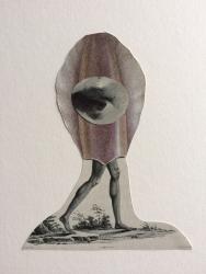 Darwin's Eye Painting