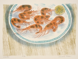 Crevettes Print