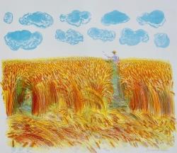 Harvest Time Print