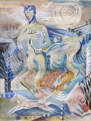 The Centaur Painting