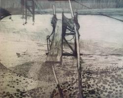 Heron's Creek Print