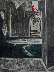 La Belle Sauvage - Venice Print