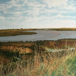 The Blackwater Estuary Painting