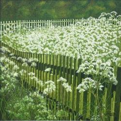 Sheep Parsley Painting