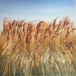 Reeds Painting