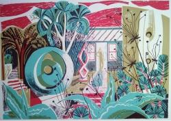 Barbara's Garden Print