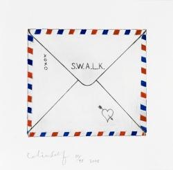 Sweetheart Letter, S.W.A.L.K Print