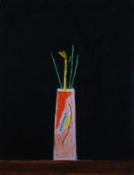 Still Life with Bird Vase Print