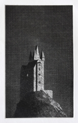 The Haunted Castle Print
