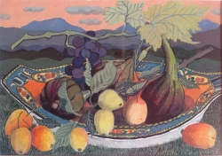 The Fruit Bowl Painting
