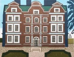 Kew Palace (London) Print
