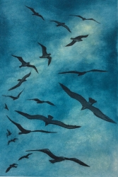 Sea Birds II Print