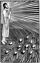 Ascension Print