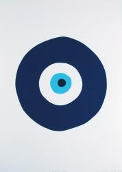 Turkish Eye Print