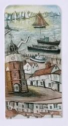 Burnham on Crouch Print