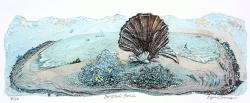Britten's Beach Print