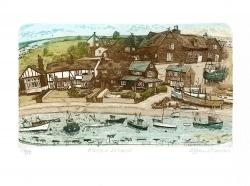Mersea Island Print