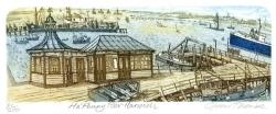 Halfpenny Pier Print