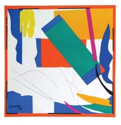 Souvenir D'Oceanne Print by Henri Matisse