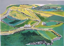 Donegal landscape Print