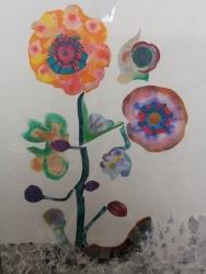 Flower I Painting