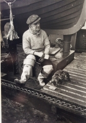 Grimsby Fisherman Photograph