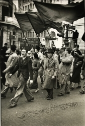 Jarrow Marchers Photograph