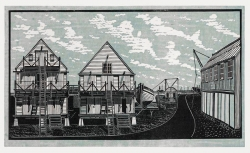 Sail Lofts, Tollesbury Print