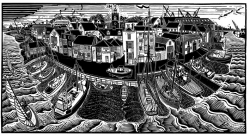 Wivenhoe, Past and Present Print
