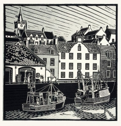 Pittenweem Print